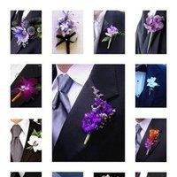 Flowers & Decor, purple, green, Flowers