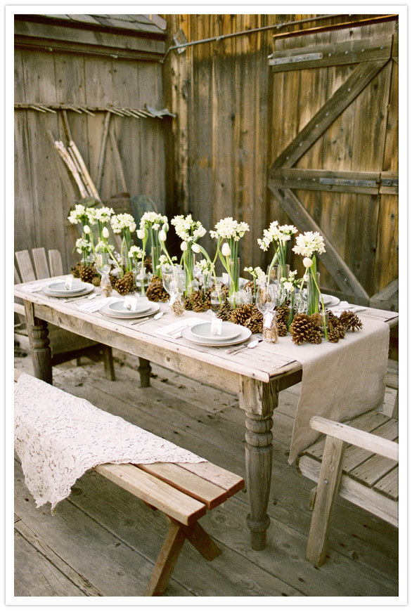 Centerpieces, Fall Wedding Flowers & Decor, Rustic Wedding Flowers & Decor, Winter Wedding Flowers & Decor