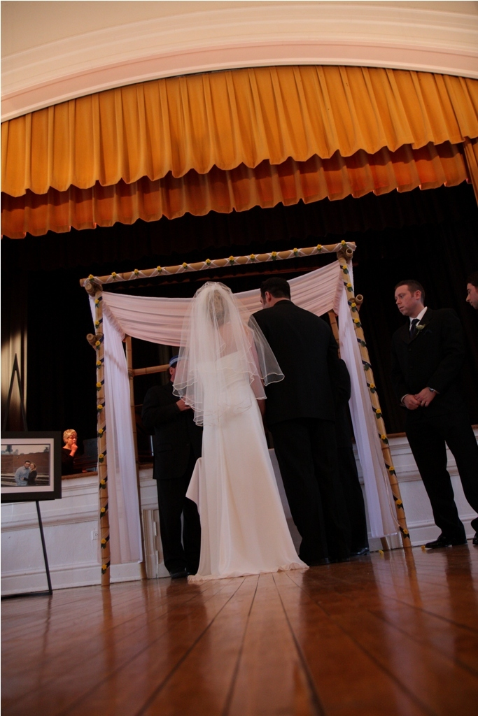 Ceremony, Flowers & Decor, Chuppah, Five grain events
