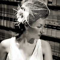Beauty, Veils, Vintage Wedding Dresses, Fashion, Makeup, Vintage, Bride, Portrait, Veil, Hair, Birdcage, Jen stewart photography