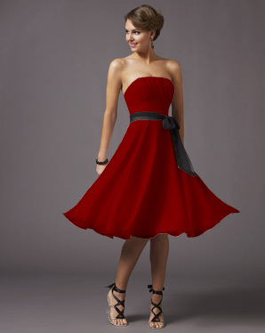 Bridesmaids, Bridesmaids Dresses, Wedding Dresses, Fashion, red, dress
