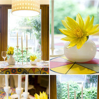 Reception, Flowers & Decor, white, Centerpieces, Centerpiece, Wwwstylemeprettycom