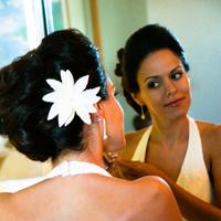 Ceremony, Flowers & Decor, pink, A heavenly hawaiian wedding