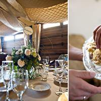 Reception, Flowers & Decor, white, gold, Centerpieces, Flowers, Centerpiece, De, Hour, Amanda patrice, Vours