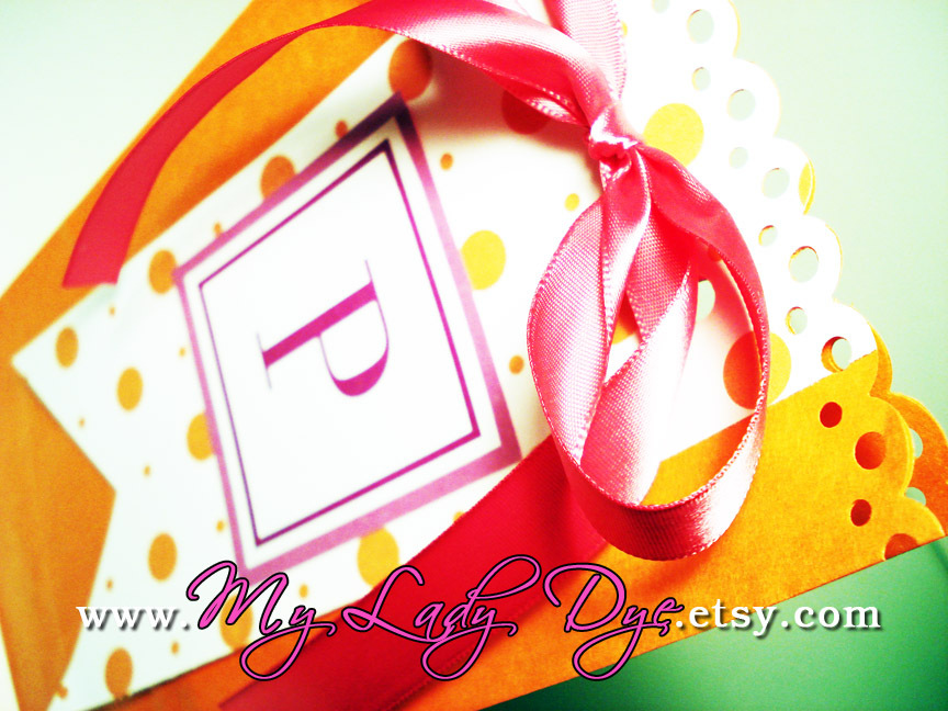 Reception, Flowers & Decor, Favors & Gifts, white, orange, pink, purple, favor, Gift, Candy, Cookie, Bag, Popcorn, Treat, My lady dye