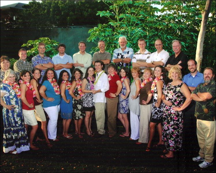 Reception, Flowers & Decor, Destinations, Hawaii, Wedding, Luau, N-joy weddings events, Desination wedding