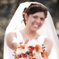 Flowers & Decor, orange, brown, gold, Bride Bouquets, Flowers, Bouquet, Joe hendricks photography