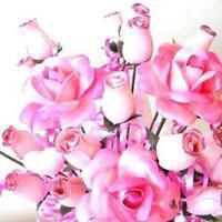 Reception, Flowers & Decor, pink, Cnd wood rose design