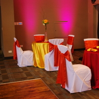 Ceremony, Inspiration, Reception, Flowers & Decor, white, orange, pink, purple, gold, Board, A linen valley