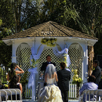 Ceremony, Flowers & Decor, white, red, purple, blue, green, brown, silver, Garden, Vows, Outside, Country club, Oneal photography and videography
