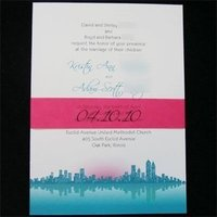 Stationery, pink, blue, Invitations, Bb10 creative