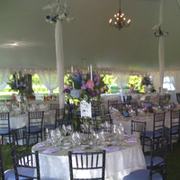 Flowers & Decor, purple, blue, Flowers, Eden events