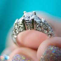Jewelry, blue, silver, Engagement Rings, Ring, Chris geiger photography
