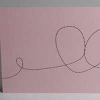 Stationery, pink, Invitations, Bird, Cute, Heart, Something green