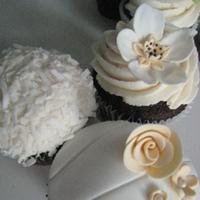 Cakes, cake, Cupcakes, Wedding