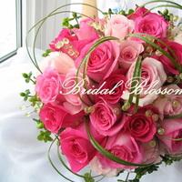 Flowers & Decor, pink, Bride Bouquets, Flowers, Bouquet, Wedding, Bridal, Blossom, Mississauga