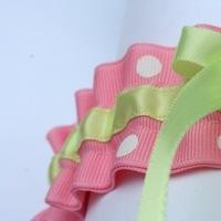 Reception, Flowers & Decor, white, yellow, pink, green, Girl, Wedding, Garter, Toss, Smith, Julianne, The garter girl by juilanne smith
