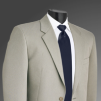 Fashion, blue, Men's Formal Wear, Suit, Tan