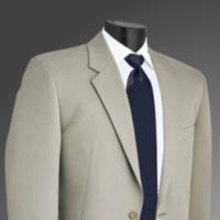 Fashion, blue, Men's Formal Wear, Suit, Tan
