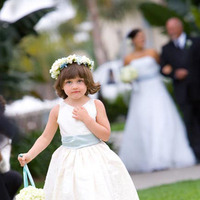 Ceremony, Flowers & Decor, white, blue, Ceremony Flowers, Aisle Decor, Flowers, Flower girl, Aisle, Trisha dean events