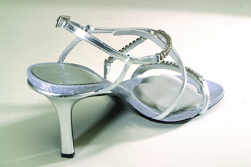 Bridesmaids, Bridesmaids Dresses, Shoes, Fashion, white, Bridal, Cushion, Strappy, Pain, Relief, Foot petals