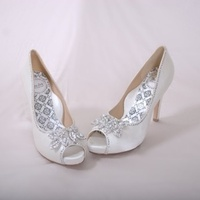 Shoes, Fashion, white, Bridal shoes, Bling, Comfortable, Hey lady