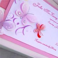 Stationery, pink, Invitations, Jshawdesigns