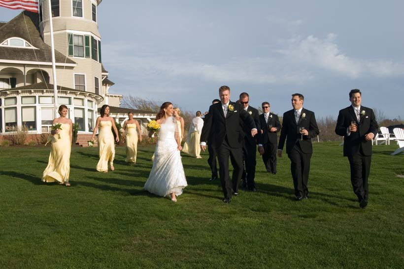 Bride, Groom, Party, Bridal, Island, Newport, Rhode, Rhody wedding