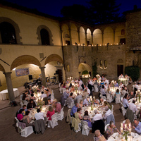 Ceremony, Inspiration, Reception, Flowers & Decor, Destinations, Europe, Ceremony Flowers, Vineyard, Flowers, Vineyard Wedding Flowers & Decor, Board, italy, Castle, Tuscany, Italian dream events