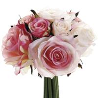 Ceremony, Reception, Flowers & Decor, Bridesmaids, Bridesmaids Dresses, Fashion, pink, Ceremony Flowers, Bride Bouquets, Bridesmaid Bouquets, Centerpieces, Flowers, Bouquet, Centerpiece, Bridal, Afloralcom, Flower Wedding Dresses