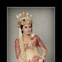 Beauty, Reception, Flowers & Decor, pink, brown, gold, Makeup, Sanggar liza