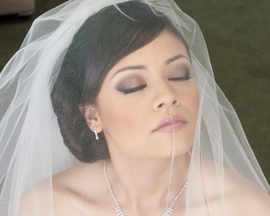 latina bridal makeup - photo#16