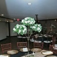 Ceremony, Reception, Flowers & Decor, white, black, gold, Events n things by lynn