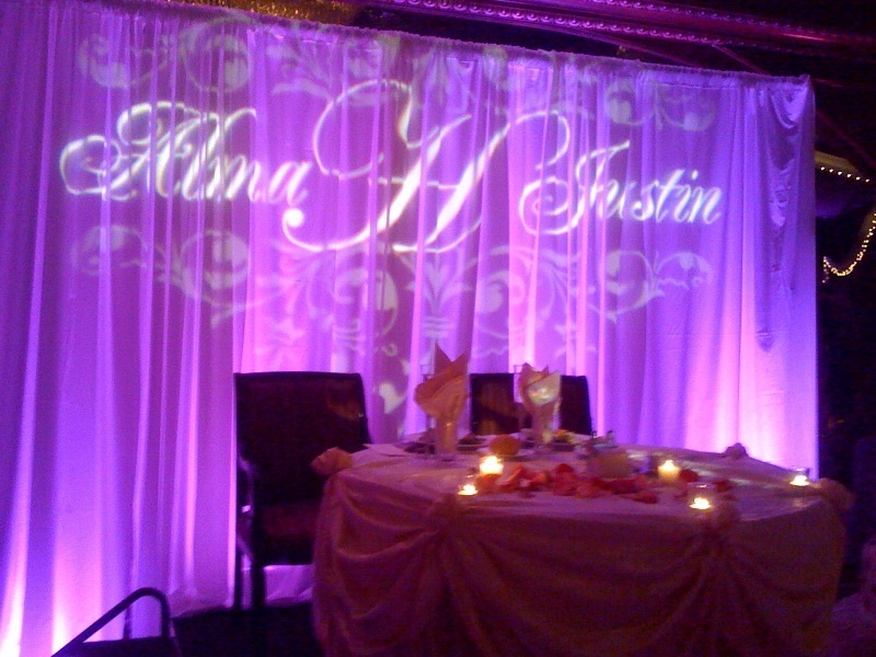 Lighting, Monogram, Wedding, Ny, C and c lighting inc