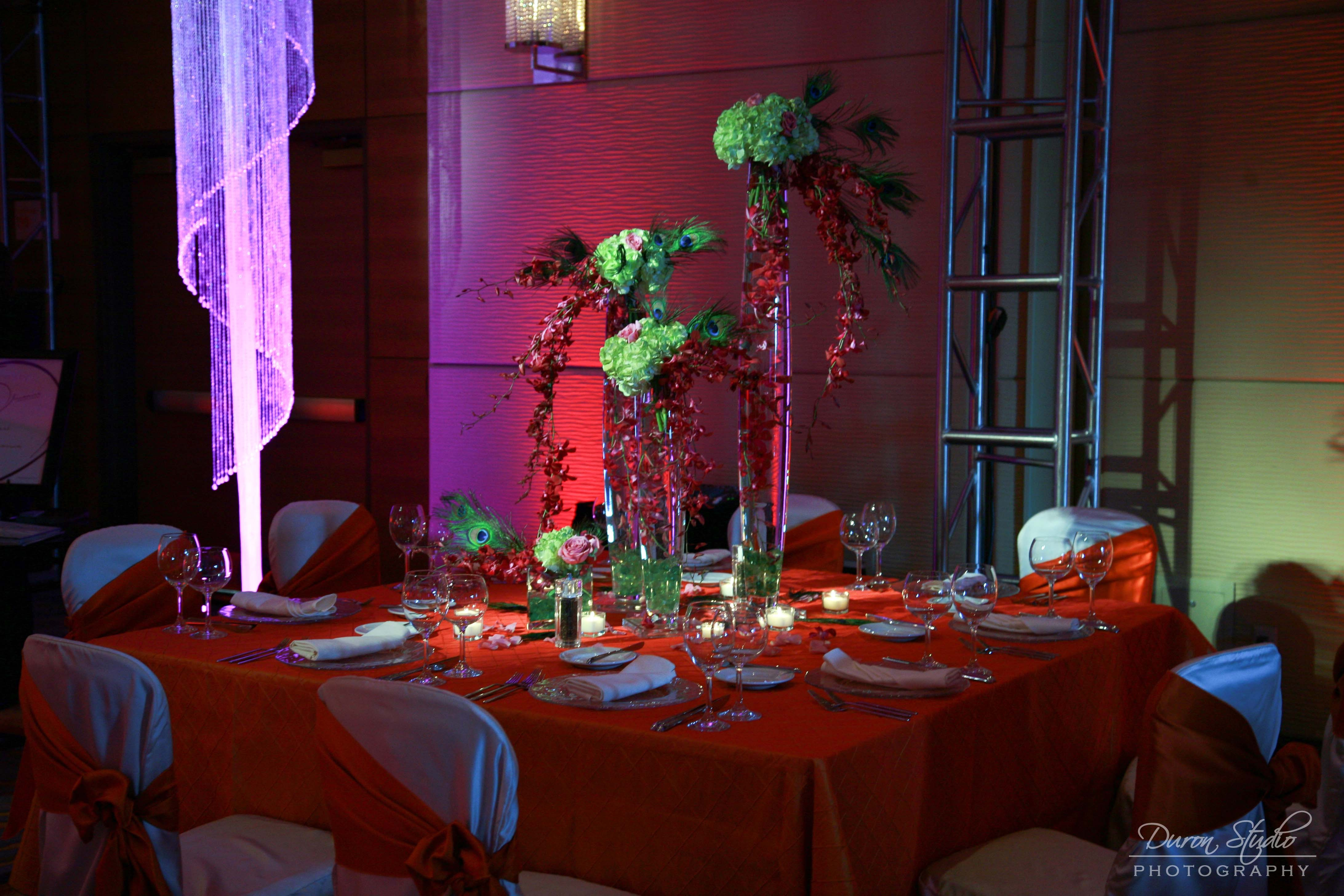 orange, Chair, Cover, Linen, Oliveaire artisan events meetings