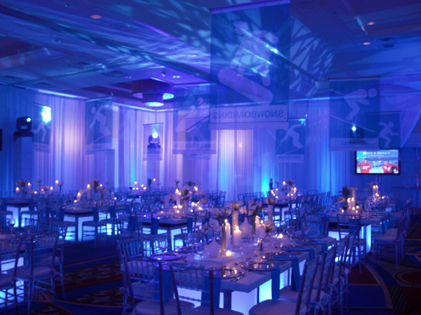 Lighting, Wedding, Event, Ny, C and c lighting inc