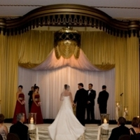 Ceremony, Inspiration, Flowers & Decor, white, pink, gold, Board, Simple elegance event and wedding designs