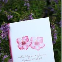 Ceremony, Flowers & Decor, Stationery, white, pink, Invitations