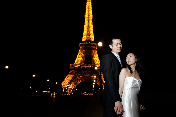 Destinations, Europe, Paris, Engagement, france, Session, Henry chen photography