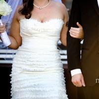 Ceremony, Inspiration, Flowers & Decor, Wedding Dresses, Fashion, white, black, dress, Board, Mayamyers photography