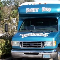 Space coast party bus