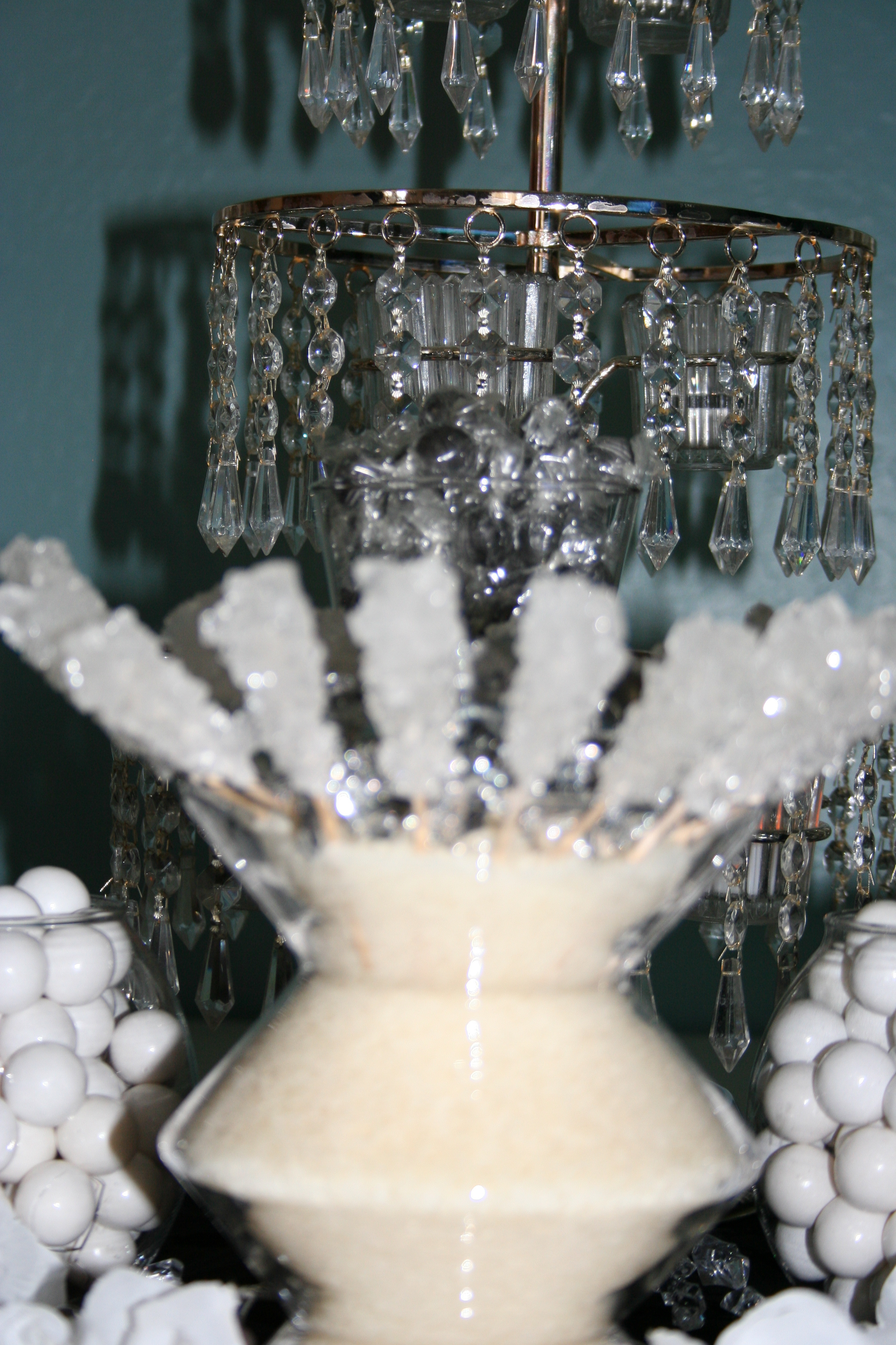 Reception, Flowers & Decor, white, black, silver, Wedding, Candy, Buffet, Buffets, Sweet i dos