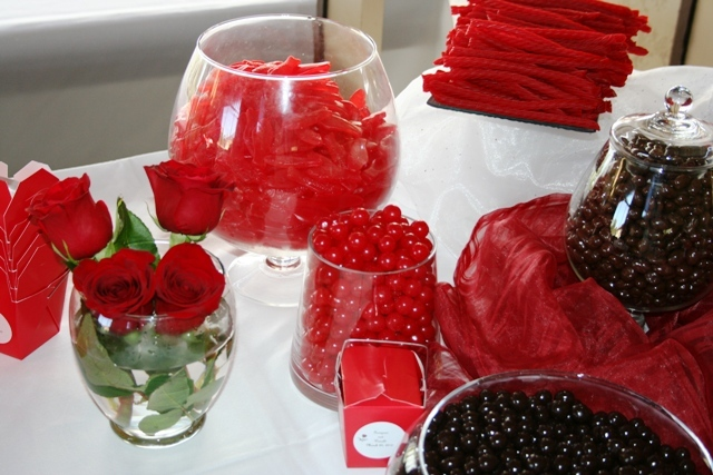 Reception, Flowers & Decor, red, brown, Wedding, Chocolate, Candy, Buffet, Buffets, Sweet i dos