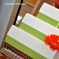 Reception, Flowers & Decor, Photography, Cakes, orange, pink, green, cake, Flowers, Wedding, Stooksbury photography