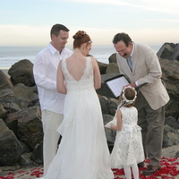 Ceremony, Inspiration, Flowers & Decor, Beach, Beach Wedding Flowers & Decor, Board, Weddings, In, To, San, Diego, Elope, Eloping, Elope san diego