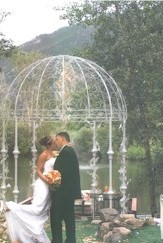 Ceremony, Reception, Flowers & Decor, Lake, Colorado, Mountain