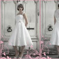 Wedding Dresses, Fashion, dress, Tea-length