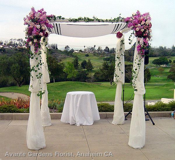 Ceremony, Flowers & Decor, Arbor