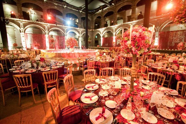 Reception, Flowers & Decor, Destinations, Mexico, Centerpieces, Flowers, Centerpiece, Wedding, Destination, Cancun