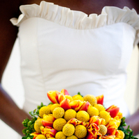 Flowers & Decor, yellow, orange, Flowers, Bouquets